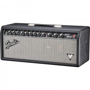 Усилитель для бас-гитары Fender Bassman